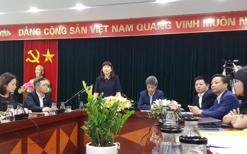 Công ty Vịnh Thiên Đường tham gia lễ hội du lịch và văn hóa ẩm thực Hà Nội 2021