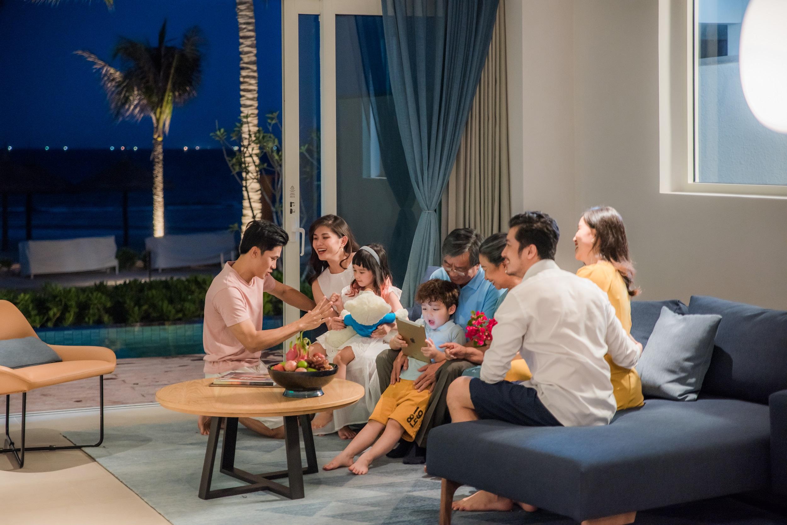 Điểm danh công ty top đầu triển khai sở hữu kỳ nghỉ ở Việt Nam